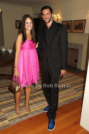 Jasmine Rosemberg, Mike Satsky photo by Rob Rich © 2008 516-676-3939 robwayne1@aol.com