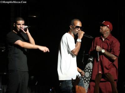 3-6Mafia & Drake