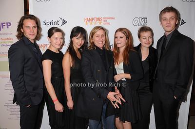 Taylor Kitsch,Hannah Herzsprung, Maryam Hassouni,Frances McDormand,  Kate Mara, Anamaria Marinca,Jay Gabel