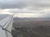 Leaving Tehran.