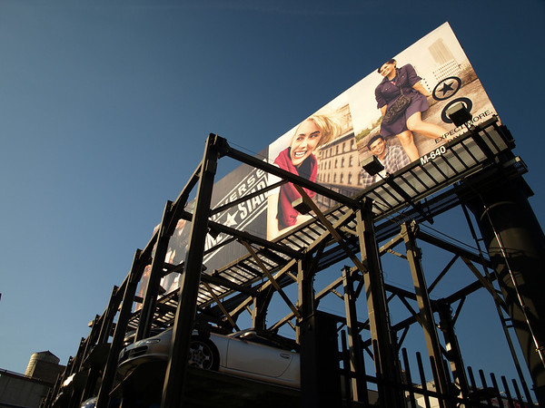 The High Line & Mom's Birthday