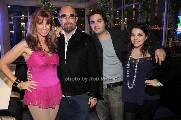 Jill Zarin, Bobby Zarin, Jonathan Zarin, Ali Zarin<br /> photo by Rob Rich © 2009 robwayne1@aol.com 516-676-3939