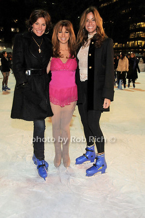 Luann de Lesseps, Jill Zarin, Kelly Bensimon<br /> photo by Rob Rich © 2009 robwayne1@aol.com 516-676-3939
