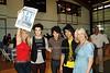 Jack Cook, Christy Brinkley, Kevin Jonas, Nick Jonas, Joe Jonas, Courtney Ross<br /> photo by Rob Rich © 2008 516-676-3939 robwayne1@aol.com