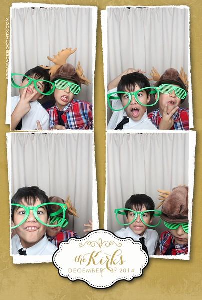 The Kirks Wedding 12/13/14