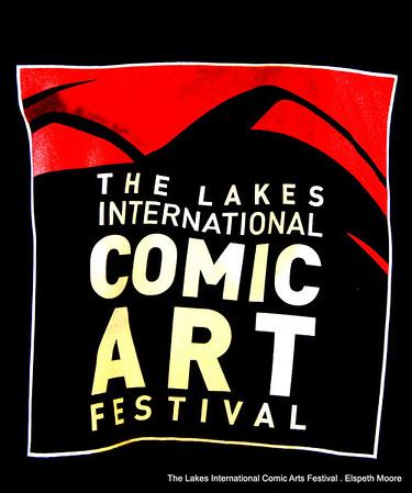 The Lakes International Comic Art Festival  - Kendal'13