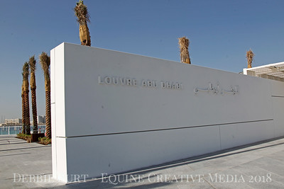 The Louvre - Abu Dhabi 2017