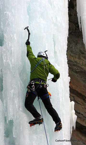 The Lowe Bros Ice Climb--Rigid Designator