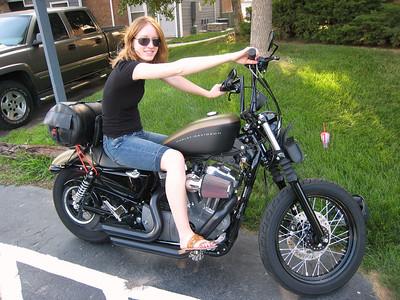 The Maiden Voyage - Western Bike Trip - July 2007