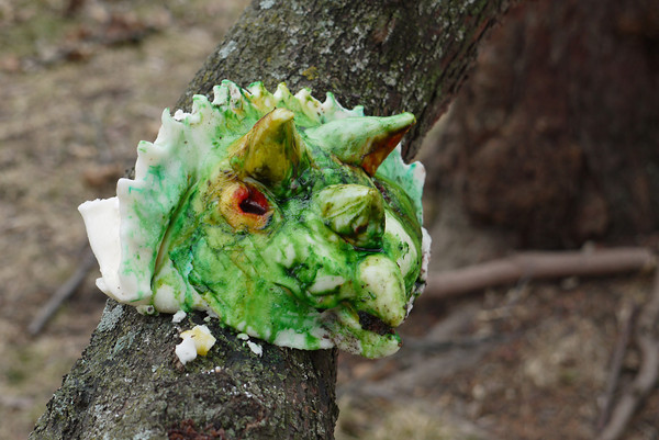 The Making of a Dinosaur Wedding Cake