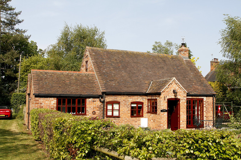 Our base - 'The Forge' at Hanley Swan.