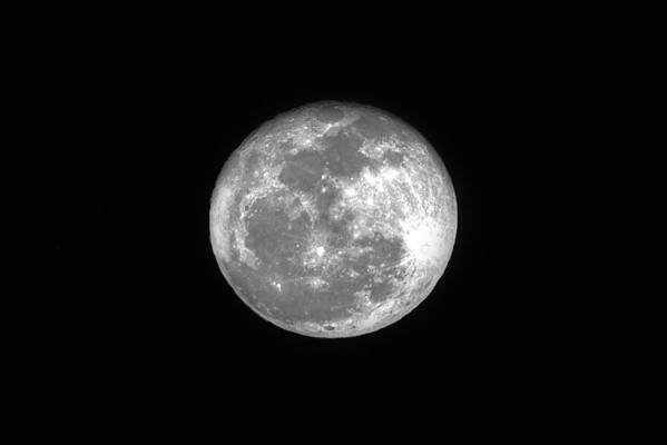 The Moon 2-8-12