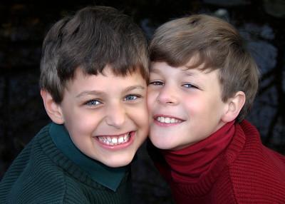 boys close up-