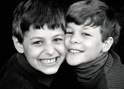 boys close up bw crop-