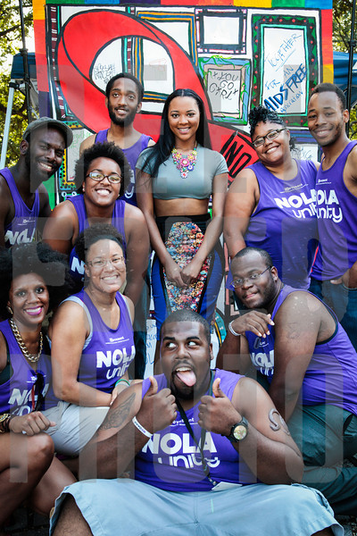 The Movement Presents: NOLA UNITY