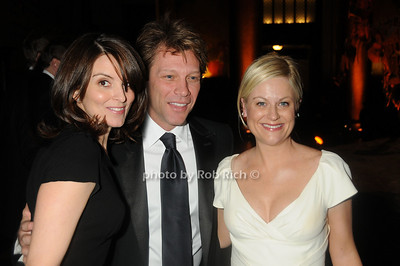 Tina Fey, Jon Bon Jovi, Amy Poehler photo  by Rob Rich © 2008 robwayne1@aol.com 516-676-3939