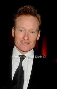 Conan Obrien photo  by Rob Rich © 2008 robwayne1@aol.com 516-676-3939