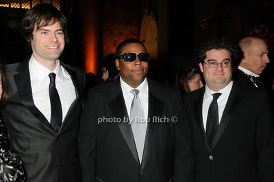 Bill Hader, Kenan Thompson, guest photo  by Rob Rich © 2008 robwayne1@aol.com 516-676-3939