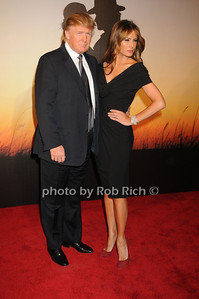 Donald Trump, Melania Knauss photo by Rob Rich © 2008 robwayne1@aol.com 516-676-3939