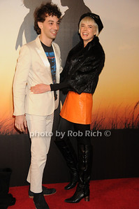 Albert Hammond, Jr., Agyness Deyn  photo by Rob Rich © 2008 robwayne1@aol.com 516-676-3939
