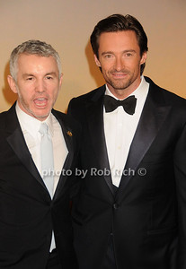 Baz Luhrmann, Hugh Jackman photo by Rob Rich © 2008 robwayne1@aol.com 516-676-3939