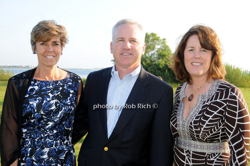 Nancy Kelly, Tim Brenneman, Debbie Brenneman<br /> photo by Rob Rich © 2009 robwayne1@aol.com 516-676-3939