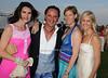 Annabella Murphy, Tony Ingrao, Libby Karmely, Leslie Brille<br /> photo by Rob Rich © 2009 robwayne1@aol.com 516-676-3939