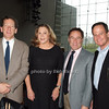 Danny Abelson, Michael Caplin, Kathleen Turner,  Gary Davis<br /> photo by Rob Rich © 2008 robwayne1@aol.com 516-676-3939