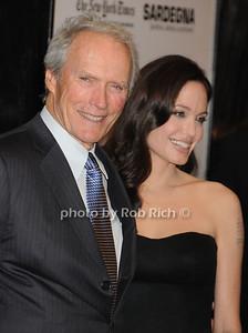 Clint Eastwood, Angelina Jolie - photo by Rob Rich © 2008 516-676-3939 robwayne1@aol.com