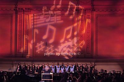 Frank Sinatra Schood of the Arts Concert Choir photo by Rob Rich © 2008 robwayne1@aol.com 516-676-3939