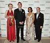 Sara Caswell, Steven Reineke, anika Noni Rose, Stephen Flaherty<br /> photo  by Rob Rich © 2009 robwayne1@aol.com 516-676-3939