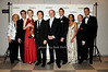 Liz Smith,Brian d'Arcy James, Sara Caswell, Michael Feinstein, Jonathan Tisch, Steven Reineke, Anika Noni Rose, Stephen Flaherty, Cheyenne Jackson<br /> photo  by Rob Rich © 2009 robwayne1@aol.com 516-676-3939