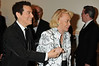 Michael Feinstein, Liz Smith<br /> photo  by Rob Rich © 2009 robwayne1@aol.com 516-676-3939