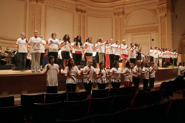 Camp Broadway Kids<br /> photo by Rob Rich © 2009 robwayne1@aol.com 516-676-3939