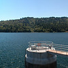 Crystal Springs Resevior Dam Panorama