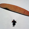 Paragliding At Marina Beach
