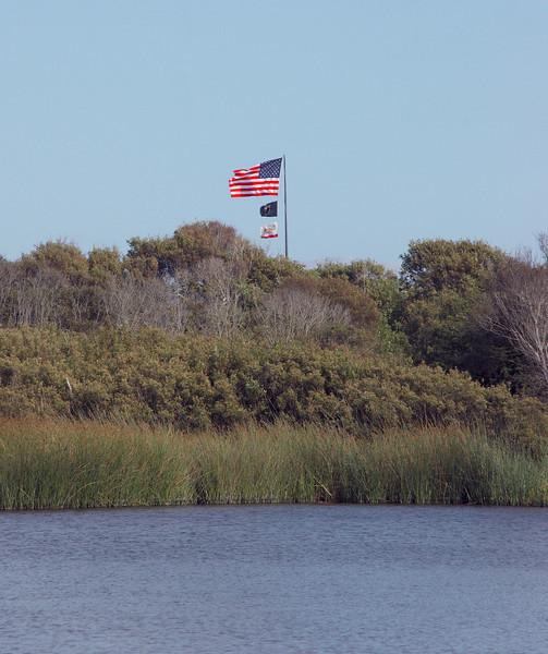 The Flag... Beyond The Pond