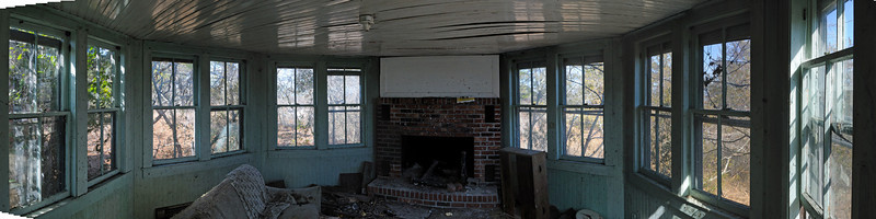 "The ""Club Room"" where cards were dealt, whiskey poured, and stories told. No building on the island could match this magical room. Imagine the views through those windows, snow falling down, fire cracklin, kitchen cooking a feast for dinner.....and hanging with your friends........"
