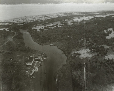 The Original Green Run on Birch's Creek, oldest image available.