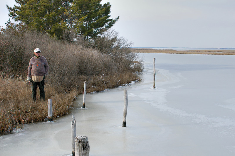 Winter is for hiking on Assateague, the warm weather brings more bugs than you can begin to imagine...been there done that.
