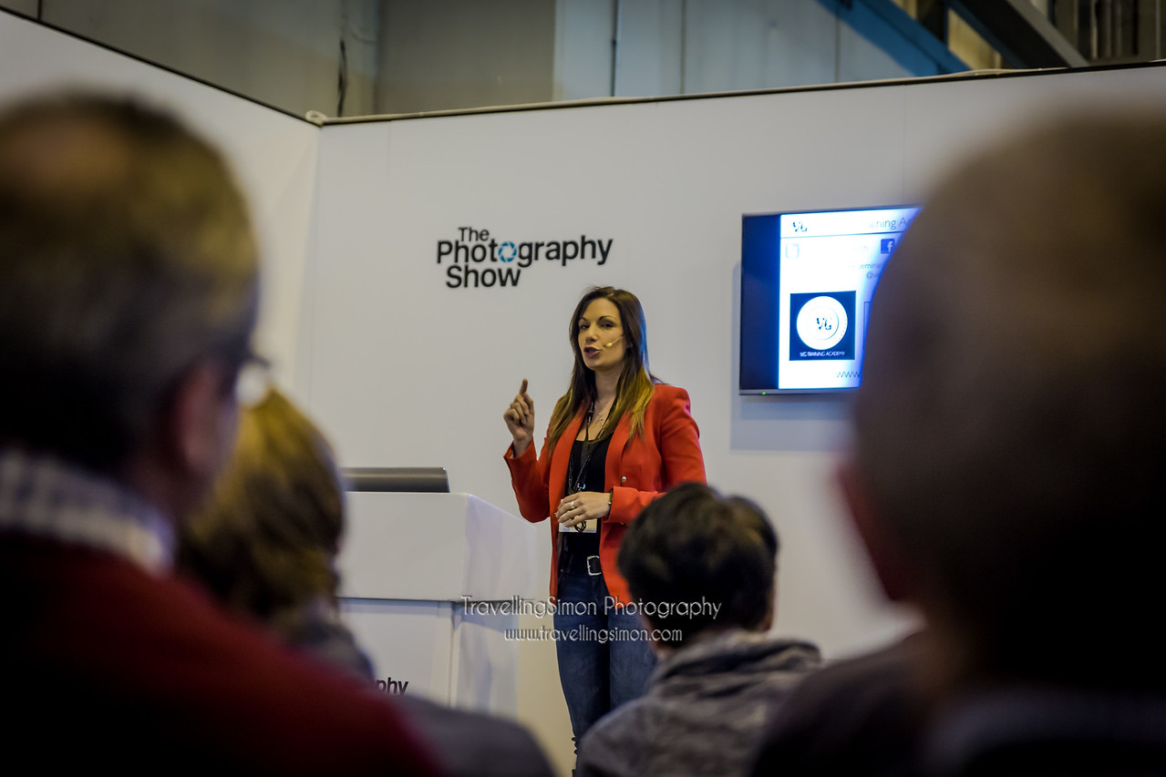 Great seminar from Victoria Grech on videography