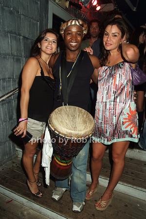 Anna Morales, Bongi, Paola Nehls photo by Rob Rich © 2008 516-676-3939 robwayne1@aol.com
