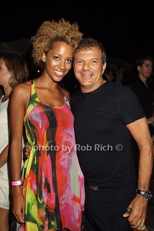 Carly Cushnie, Rocco Ancarola photo by Rob Rich © 2008 516-676-3939 robwayne1@aol.com
