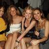 Cida Mota, Tammie Fee, Nancy Marcus, Eloa Farias<br /> photo by Rob Rich © 2008 516-676-3939 robwayne1@aol.com