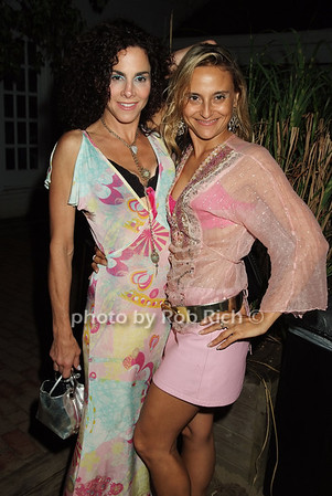 Stacey Kessler, Sandra Maritinetto photo by Rob Rich © 2008 516-676-3939 robwayne1@aol.com