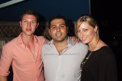 Evan Levine, Marc Calcagno, Andrea Glynn photo by Rob Rich © 2008 516-676-3939 robwayne1@aol.com