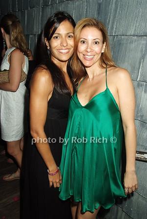 Priscilla Castro, Eloa Farias photo by Rob Rich © 2008 516-676-3939 robwayne1@aol.com