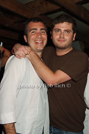 Peter Marinis, Chris Massey  photo by Rob Rich © 2008 516-676-3939 robwayne1@aol.com
