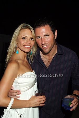 Christine Benney, Ben Richman  photo by Rob Rich © 2008 516-676-3939 robwayne1@aol.com