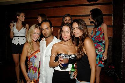 Nora, Pavon, Nicola and Traci